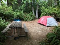 Penrose Campsite