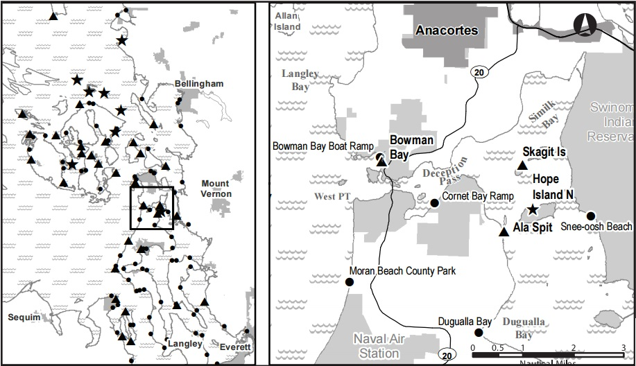 Ideception Pass State Parki Washington Water Trails Association