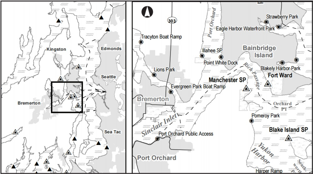 I Manchester State Park I Washington Water Trails Association