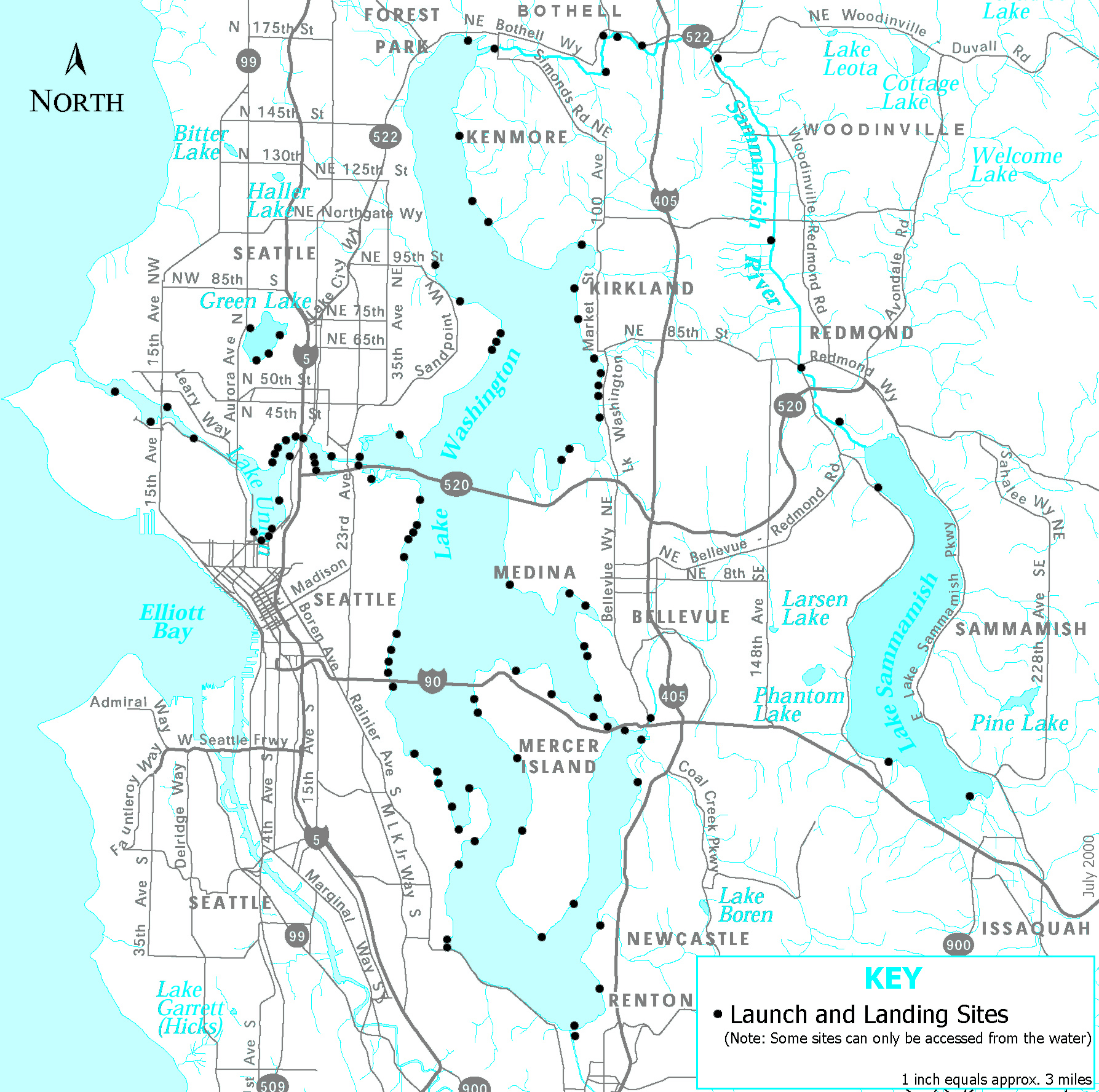 Lakes-To-Locks Water Trail | Washington Water Trails ociation on